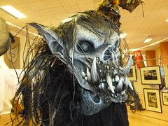 Dark Arts (rubber rat productions) Tags: england mask yorkshire whitby troll northyorkshire darkarts bramstokerinternationalfilmfestival