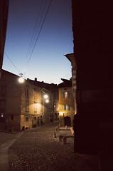 Bergamo (Letizia Da Re) Tags: sky bw home 50mm lights nikon bn bergamo lombardia lightblue berghem d7000 nikond7000