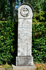 (Kenneth Gerlach) Tags: denmark spring outdoor dk danmark kbenhavn titel hellerup kirkegrd gravsten gravsted gravplads capitalregionofdenmark ingenirkaptajn erhvervtitel