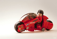 Akira  Kaneda's Bike _02 (_Tiler) Tags: anime bike lego manga motorcycle akira cyberpunk kaneda otomo katsuhiro