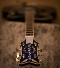 Gretsch (Martin Hesketh) Tags: uk england music me canon guitars 85mm explore 85mmf12 gretsch briansetzer blackphoenix bigsby hesketh canon5dmkiii martinhesketh martinheskethphotography tvjonespickups