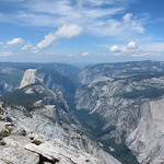 "Half Dome and Yosemite Valley from Cloud's Rest <a style=""margin-left:10px; font-size:0.8em;"" href=""http://www.flickr.com/photos/14315427@N00/23200788549/"" target=""_blank"">@flickr</a>"