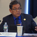 President Russell Begaye addresses suicide prevention to tribal leaders and Secretary Sylvia Burwell at the Secretary's Tribal Advisory Committee meeting at HHS headquarters.