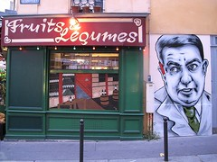 ZABOU (Brin d'Amour) Tags: paris graffiti peinture 75018 amliepoulain brindamour zabou