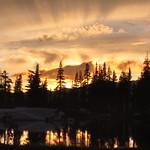 """Sunset over Sunrise Lake #2 <a style=""""margin-left:10px; font-size:0.8em;"""" href=""""http://www.flickr.com/photos/14315427@N00/23275672780/"""" target=""""_blank"""">@flickr</a>"""