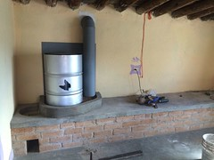 RMH0070 (velacreations) Tags: rmh woodburningstove rocketmassheater