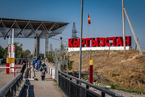 Witamy w Kirgistanie