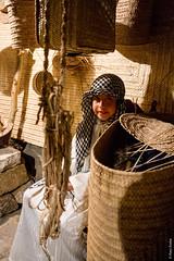 Empleita (Franci Esteban) Tags: campo palma antiguo artesanía tarifa capachos oficio campero aperos palmaseca alfombrillas empleita espuertas toniza aventaores