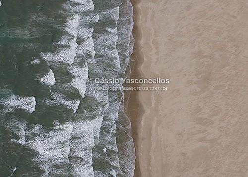 Praia do Peba, Alagoas (via Instagram Fotografias Aéreas)