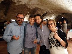 La Marchesa & d'Arapr (Sparkling Wines of Puglia) Tags: party battesimo cantina annamariapazienza