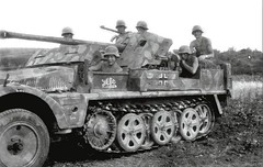 """SdKfz. 10 with 50mm Pak 38 • <a style=""""font-size:0.8em;"""" href=""""http://www.flickr.com/photos/81723459@N04/29475743464/"""" target=""""_blank"""">View on Flickr</a>"""