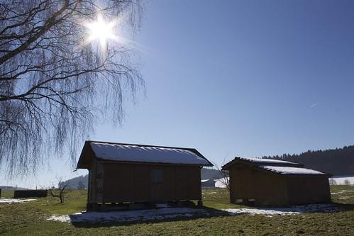 winter promenade