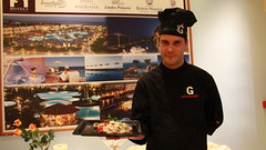 IMG_5348 (goldenwaveanimation11) Tags: entertainers pizza chefs pasta receptionnist guest relation rhodes greece summer animators hotels europe