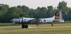 Yankee Lady B-17G (FotoLense) Tags: boeing b17 plane ww2 aircraft yankee