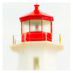 Beacon... (Timothy Valentine) Tags: datesyearss lighthouse 0816 vacation 2016 sliderssunday peggyscove novascotia canada ca