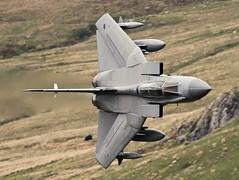 Just how we like them (Dafydd RJ Phillips) Tags: mach loop low level marham raf panavia tornado swept gr4