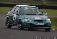 Honda Civic Harold Palin Memorial Stages Rally Mallory Park 2016 (Motorsport Pete Photography) Tags: honda civic harold palin memorial stages rally mallory park 2016