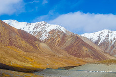 Karakoram Mountains - Glacier 3 - Gilgit Baltistan - Pakistan (zeeshanbsheikh) Tags: vrii baltistan border china clouds earth gilgit glacier karakoram khunjerab khunjerav landscape mountains nature nikon pakistan sky