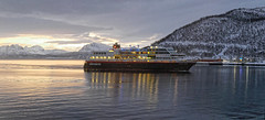 MS Trollfjord (kate&drew) Tags: 2016 boat february ferries ferry mstrollfjord norway