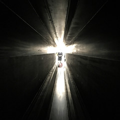 my head explodes with light (jonnybaker) Tags: anthonygormley art bermondsey fit whitecubegallery