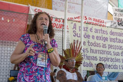 Antônia Melo, Xingu Vivo.