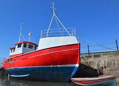 Fishing Boat Phaeacian (2) (Charles Dawson) Tags: teignmouth boat fishingboat