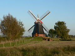 the mill - Wynhamster Kolk Rheiderland (achatphoenix) Tags: rheiderland eastfrisia ostfriesland autumn october