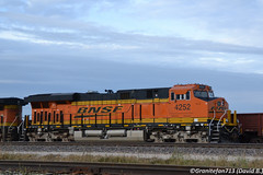 BNSF 4252 GE ES44C4 (Trucks, Buses, & Trains by granitefan713) Tags: train freighttrain locomotive ge generalelectric bnsf burlingtonnorthernsantafe rochelle aurorasub bnsfaurorasub railroad railfan gevo geevolutionseries es44c4 gees44c4 gees44ac es44ac h3scheme mixedfreight manifest