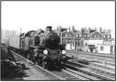 Standard 4 Tank on ecs (john48677) Tags: standard 4 82019 vauxhall station end southern steam