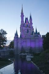 Cinderella's Castle - Magic Kingdom (fisherbray) Tags: fisherbray usa unitedstates florida orangecounty orlando baylake disney waltdisneyworld wdw disneyworld nikon d5000 magickingdom themepark mickeysverymerrychristmasparty chirstmas cinderella castle