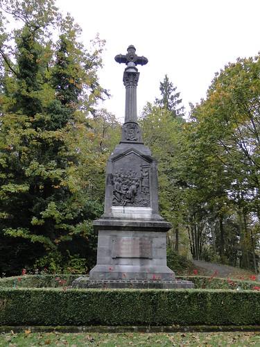 Klöppelkrieg monument