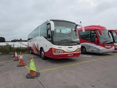 """Spotless bus"" (SP 61) Tags: buseireann sc28 oos monaghan"