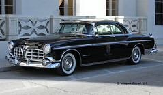 1955 Chrysler Crown Imperial (Gerald (Wayne) Prout) Tags: 1955chryslercrownimperial casamonicahotel staugustine stjohnscounty florida usa prout geraldwayneprout canon canoneos40d chryslercrownimperial 1955 chrysler crown imperial automobile car vehicle luxury