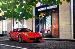 F12 TDF (Ivan_Orlov) Tags: cars cc car canon carphoto carspotting carinstagram color carsthatyoulike carswithoutlimits carlifestyle city supercar supercars sportcar speed exotic exclusive london ferrari ferrarimotorsport ferrarimoscow flickrcar tsum moscow 2016 october yes night top photo photography power photocar orlov ivan instagram lifestyle love worldcars