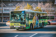 MITSUBISHI FUSO Aero Star_LKG-MP35FM_Gifu200Ka1523_1 (hans-johnson) Tags: 5d green 織田信長 citybus loop odanobunaga nobunaga evobus transportation transport transit vehicles vehicle vscocam vscofilm mitsubishi mitsubishifuso fuso aerostar aero star gifu bus canon eos 5d3 tokai japan vsco 車輛 戶外 mp35