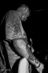 Title Fight @ Back To School Jam 2016 (moletodero) Tags: title fight back school jam 2016 run for cover records canon flash photography concert gamechanger btsj nj lowell light paint painting contrast