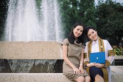 "QUAN_042 (also know as ""PapaPenguin"") Tags: chulalongkorn graduation photographer chula cu"