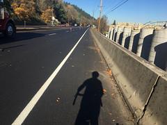 New striping on Highway 30-1.jpg (BikePortland.org) Tags: bikelanes dirty30 highway30
