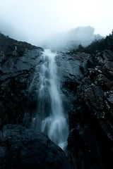 Meander Valley - Meander Falls (m_neumann) Tags: meandervalley tasmania australia discovertasmania tasmanien australien meander falls waterfalls mist long exposure waterfall