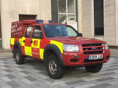 Hertfordshire Fire And Rescue Service (999 Response) Tags: hemel hempstead 2255 eo09jjk hertfordshire fire and rescue service