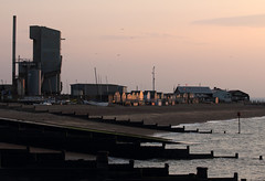Sunset at Whitstable (mike bagwell) Tags: canon eos550d canoneos550d whitstable kent