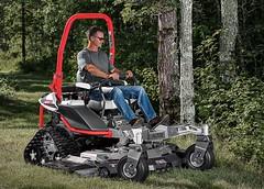 Altoz TRX Zero Turn Mower - A Tracked ZTR! (protoolreviews) Tags: lawnmower mower