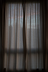 The light gets in (Lucky Poet) Tags: curtains daylight window
