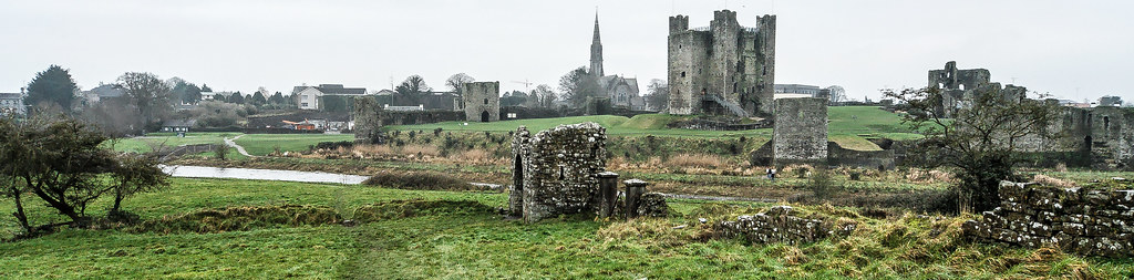 TRIM CASTLE AND NEARBY [COUNTY MEATH]-123614