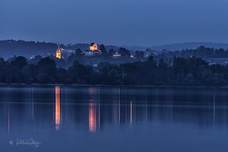 Nachts am Greifensee