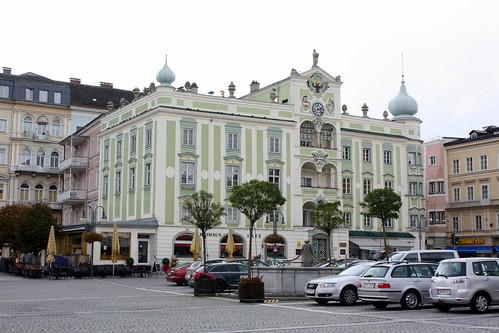 Rathaus Gmunden