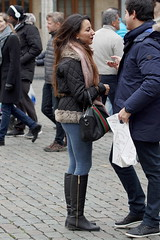 Tight and Pocketless 1 (booster_again) Tags: jeans boots