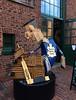 In Goal IMG_3866 (iloleo) Tags: art fun distillery toronto hockey iphone sculpture mapleleafs