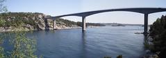 Tjrnbron, Klln (2008)(3) (biketommy999) Tags: klln bohusln vstkusten biketommy999 biketommy sverige sweden 2008 panorama havet sea bro bridge