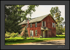 Wagon Works Bldg 1870 (the Gallopping Geezer '4' million + views....) Tags: building structure old historic wagonworks horton mi michigan manufacturing 1870 rural smalltown backroad backroads country countryside canon 5d3 sigma 24105 geezer 2016